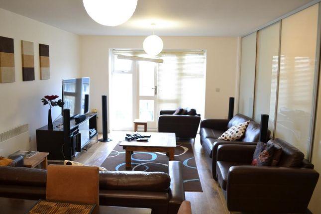 Thumbnail Flat to rent in Lexington House, 35 Park Lodge Avenue, West Drayton, Middlesex
