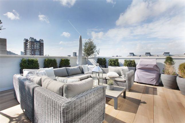 Thumbnail Flat for sale in Candlemakers Apartments, 112 York Road, Battersea, London