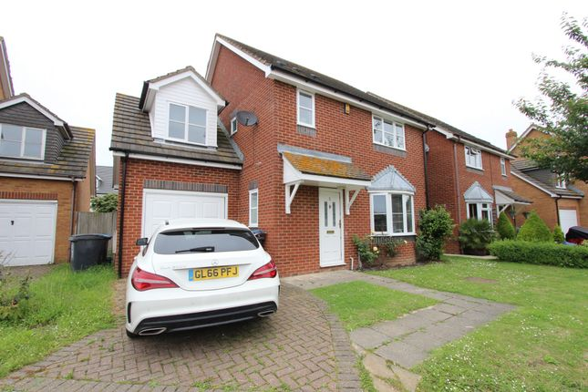 Thumbnail Detached house for sale in Fenton Court, Sholden