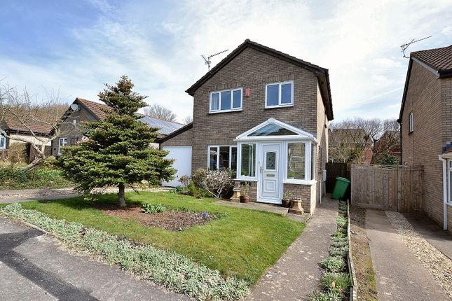 Thumbnail Detached house for sale in Camelot Way, Thornhill, Cardiff.
