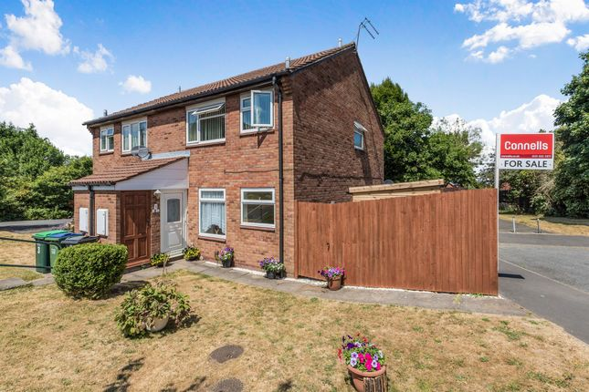 Thumbnail Maisonette for sale in Garratt Close, Oldbury