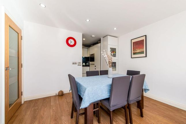 Dining Area of Trevithick Way, London E3
