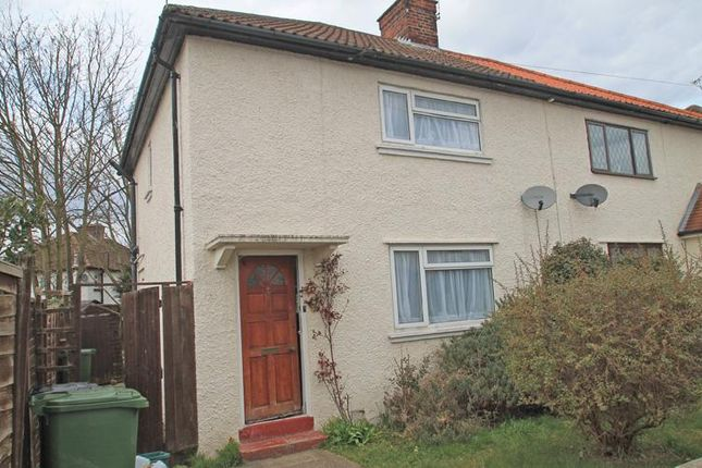 Thumbnail End terrace house to rent in Comyne Road, Watford