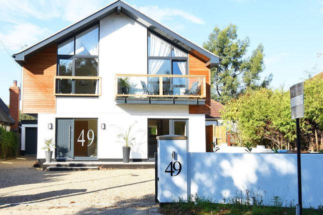 Thumbnail Detached house for sale in Rushmere St Andrew, Ipswich, Suffolk