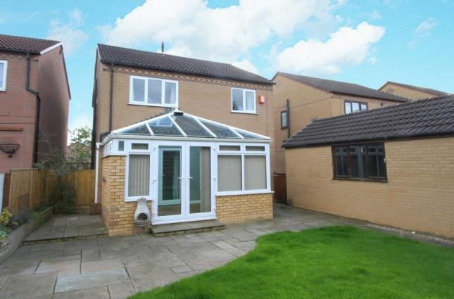Thumbnail Detached house for sale in Elvaston Road, North Wingfield, Chesterfield, Derbyshire