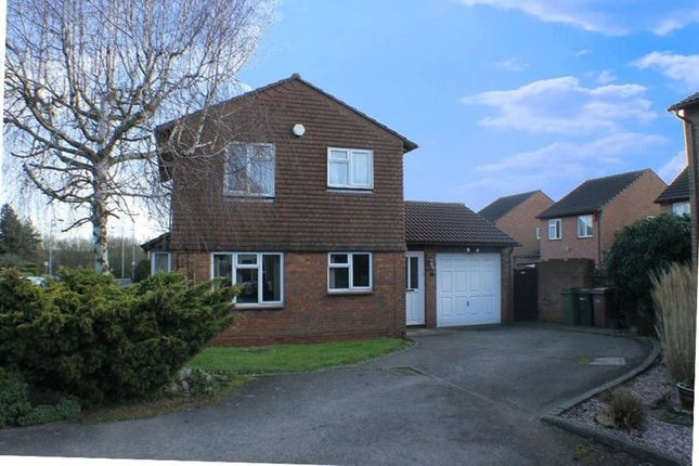 Thumbnail Detached house to rent in Leamington Road, Luton