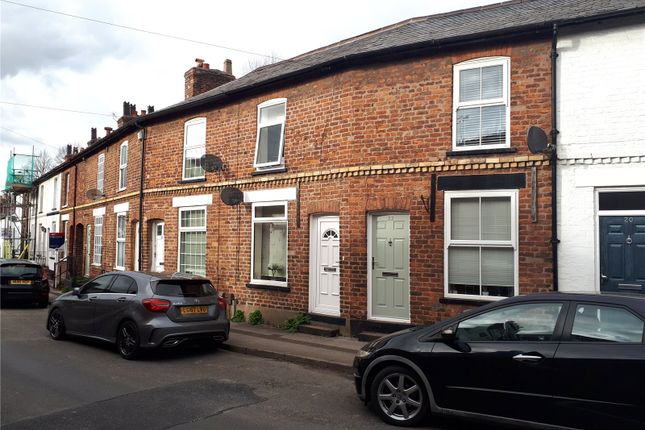 1 bed terraced house to rent in Stanley Road, Knutsford WA16