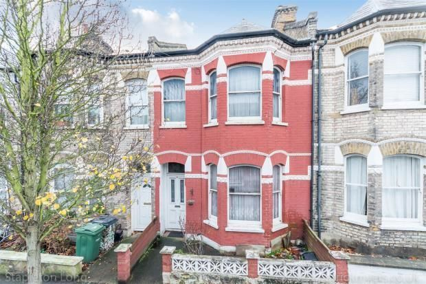 Thumbnail Terraced house to rent in Perran Road, Tulse Hill