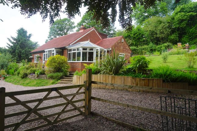 Thumbnail Detached bungalow for sale in Buildwas Road, Telford