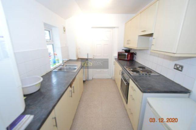 Thumbnail Flat to rent in Burn Terrace, Wallsend