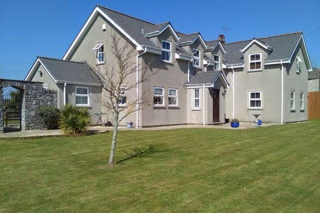 Thumbnail Detached house for sale in Sunningdale, Zig Zag Lane, Porthcawl
