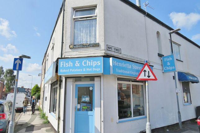 Restaurant/cafe for sale in Henrietta Street, Leigh