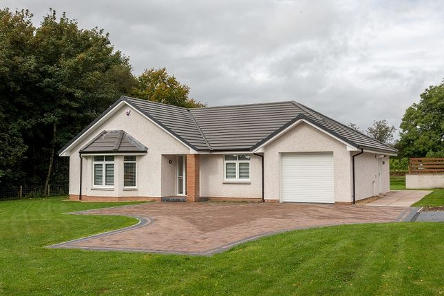 Thumbnail Detached house for sale in Plot 4 Rosedale Gardens, Greenlea, Dumfries, Dumfries And Galloway.