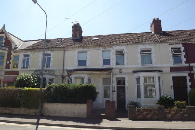 Thumbnail Property to rent in Wyndham Crescent, Canton, Cardiff