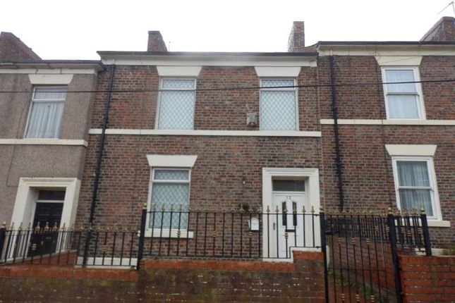 Thumbnail Terraced house for sale in York Street, Newcastle Upon Tyne