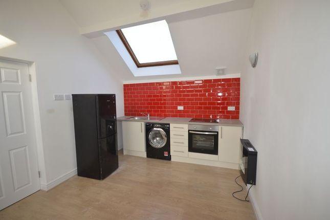 Thumbnail Studio to rent in Millstone Lane, Leicester