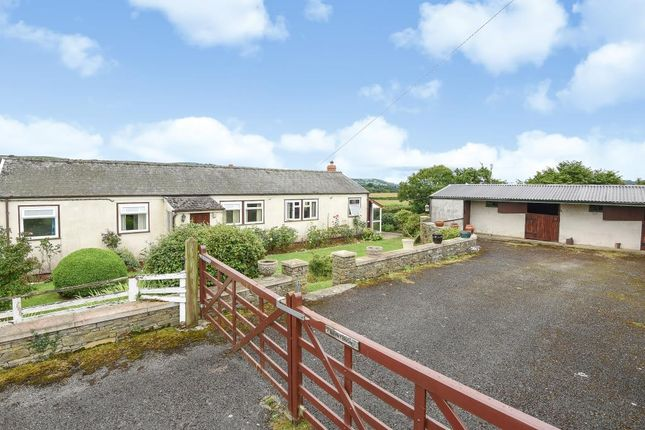 Thumbnail Detached bungalow for sale in Hay On Wye, Herefordshire