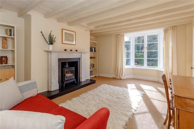 Sitting Room of High Street, Malpas SY14