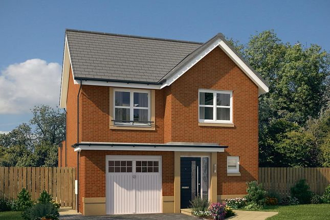 """Thumbnail Detached house for sale in """"The Newton"""" at Edinburgh Road, Newhouse, Motherwell"""