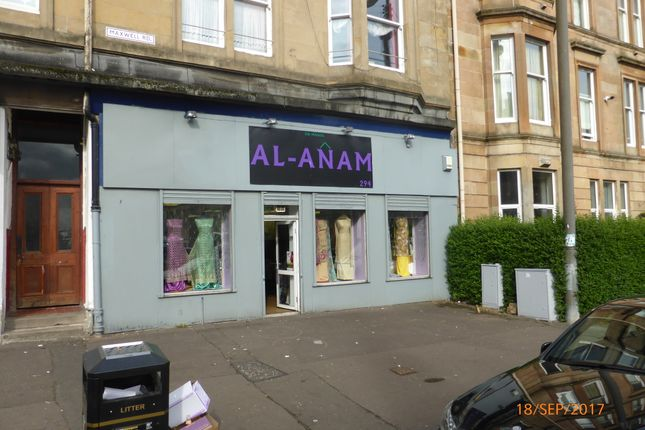 Retail premises to let in Maxwell Road, Glasgow