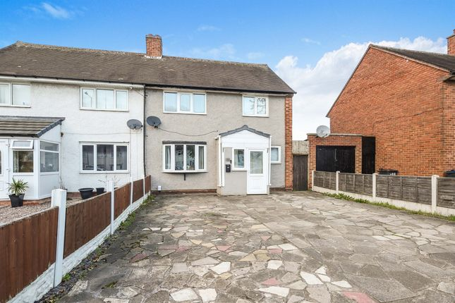 Thumbnail Semi-detached house for sale in East Meadway, Birmingham