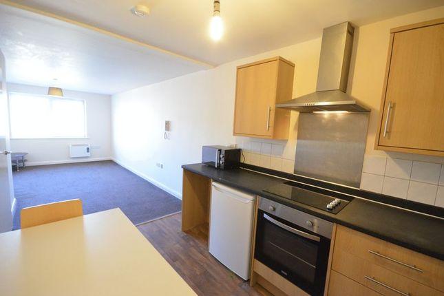 Thumbnail Flat to rent in The Keep, Market Street Lane, Blackburn