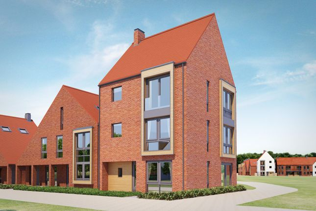 """Thumbnail Detached house for sale in """"Jasmine"""" at Derwent Way, York"""