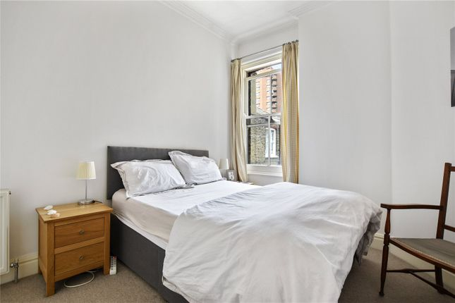 Bedroom of Cornwall Mansions, Cremorne Road, London SW10