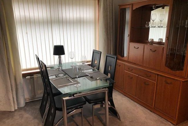 Thumbnail Terraced house to rent in Fernhill Drive, Aberdeen