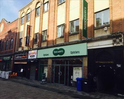 Thumbnail Retail premises to let in Unit 2, 36-40 Ann Street, Belfast, County Antrim