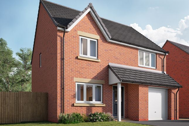 "Thumbnail Detached house for sale in ""The Goodridge"" at Southfield Lane, Tockwith, York"
