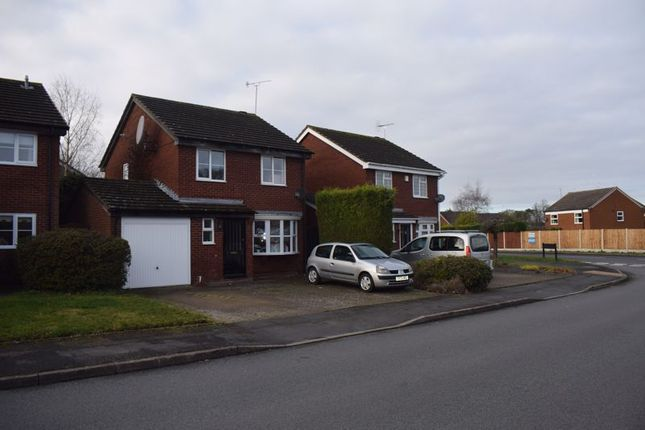 Thumbnail Semi-detached house to rent in Jay Park Crescent, Kidderminster