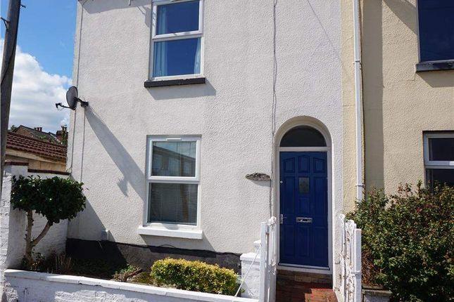 Thumbnail End terrace house for sale in Castle Street, Southampton