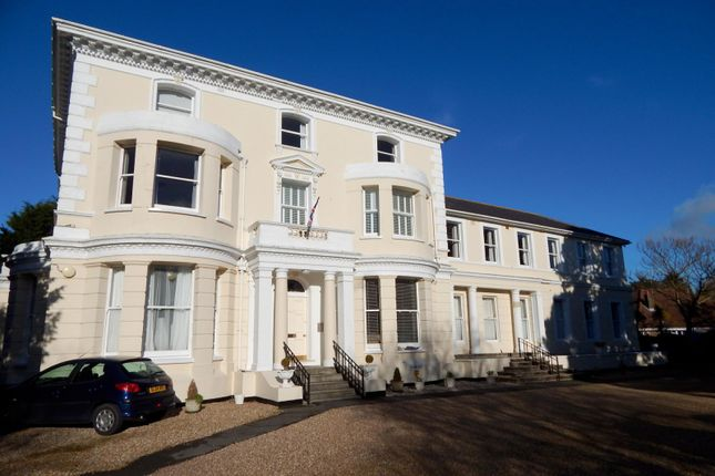 Thumbnail Flat to rent in Church Street, Willingdon, Eastbourne