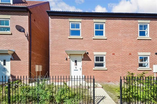 Thumbnail End terrace house for sale in Maybury Road, Hull, East Yorkshire