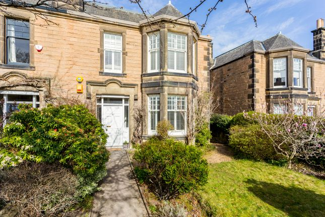 Thumbnail Semi-detached house for sale in Cluny Gardens, Morningside