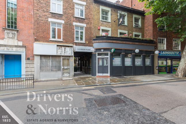 Thumbnail Office for sale in Speedy Place, London