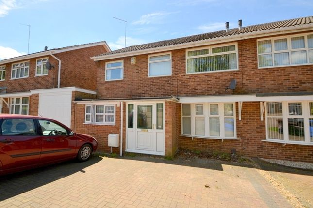 Thumbnail Semi-detached house to rent in Obelisk Rise, Kingsthorpe, Northampton