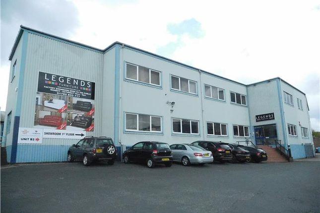 Thumbnail Office to let in Units And B7, Fraylings Business Park, Davenport Street, Burslem, Stoke-On-Trent, Staffordshire