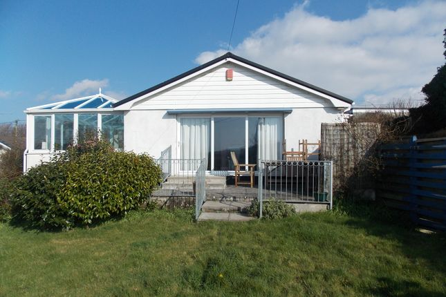 Thumbnail Detached bungalow for sale in Chapel Hill, Carn Brea, Redruth