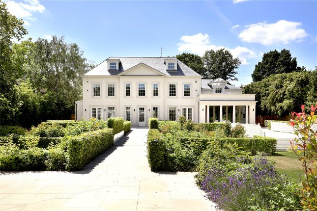 Thumbnail Detached house for sale in Princes Drive, Oxshott, Surrey