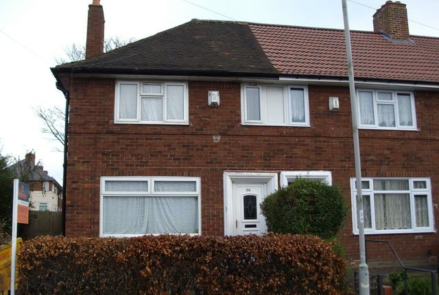 Thumbnail Semi-detached house to rent in Foundry Mill Drive, Seacroft, Leeds