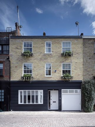 Thumbnail Terraced house for sale in Hesper Mews, London
