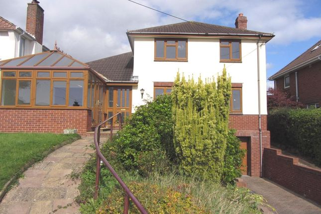 Thumbnail Detached house to rent in Appleshaw Windsor Mead, Sidford, Sidmouth