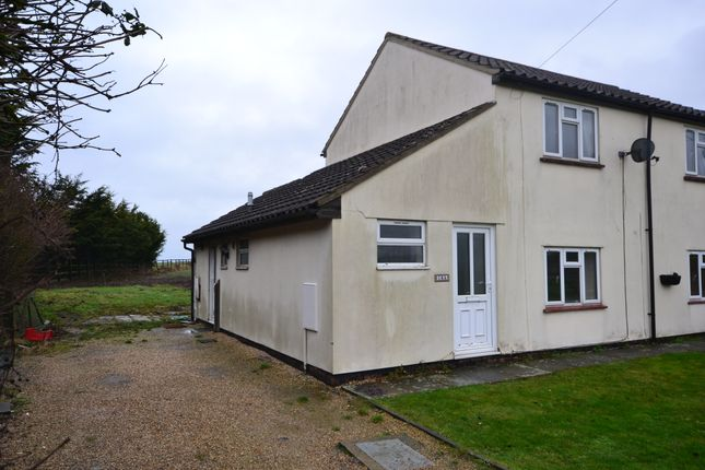 Thumbnail Semi-detached house to rent in The Shade, Soham, Ely