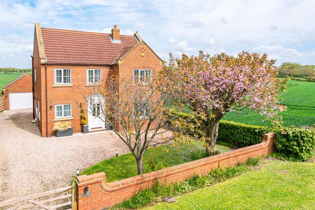 Thumbnail Detached house for sale in Main Street, Askham Bryan, York