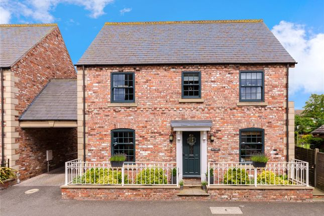 Thumbnail Detached house for sale in Green Street, Great Gonerby, Grantham, Lincolnshire