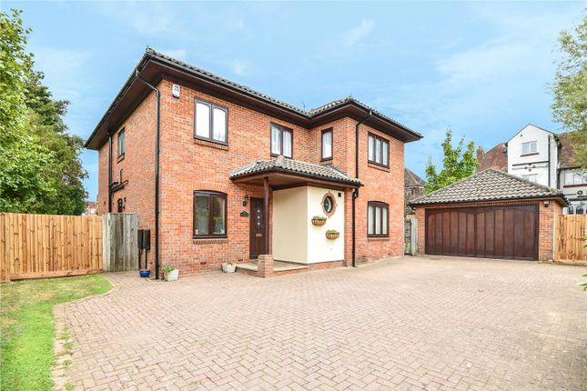 Thumbnail Detached house for sale in Woodstock, Monarchs Way, Ruislip, Middlesex