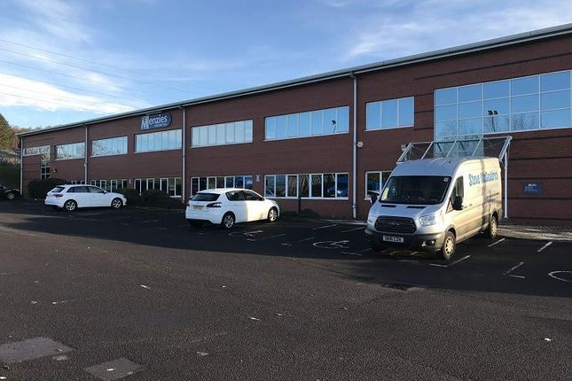Thumbnail Light industrial to let in Menzies Distribution Ltd, Wade Street, Wester Gourdie Industrial Est, Dundee