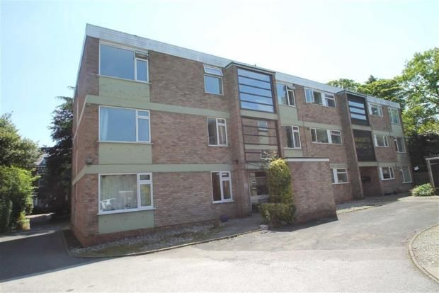 Thumbnail Flat to rent in Russell Road, Moseley, Birmingham